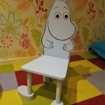 Mumin chair