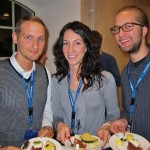 Jimmy, Sandra & Kalle; Lyoness businesspartners