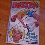 Buster sportscomic