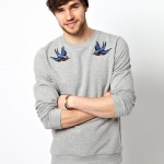 Asos-Sweatshirt-With-Swallows-Embroidery